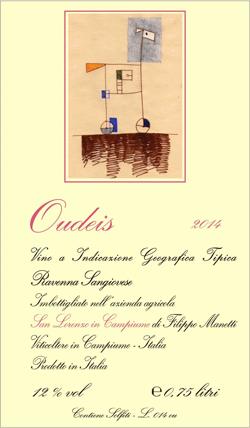 Etichetta Oudeis
