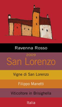 Etichetta San Lorenzo